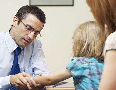 Einen guten Arzt auswählen